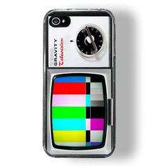 iPhone 5 Case Color TV, $22, now featured on Fab.