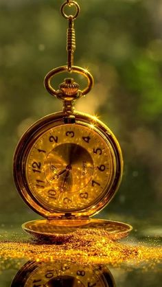 ... golden time ...