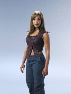 Stargate Atlantis - Season 2 Promo  Rachel Luttrell as Teyla