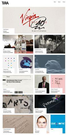 TiRA — New site http://visuelle.co.uk/