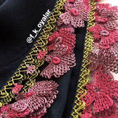@ignelidusler 👈 #hayirligeceler #igneoyasimodelleri #sunum #elemeği #göznuru #ceyizlik #havlu #moda #cool #mutfakhavlusu #namazörtüsü… Needle Lace, Embroidery Stitches, Alexander Mcqueen Scarf, Elsa, Shoulder Bag, Instagram, Fashion, Moda, Fashion Styles