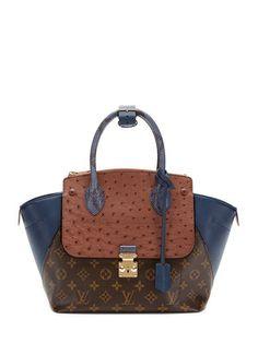 Louis Vuitton Exotic Monogram Majestueux Tote PM