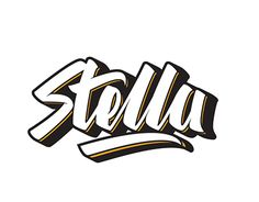 "Check out new work on my @Behance portfolio: ""Lettering Stella"" http://be.net/gallery/45146801/Lettering-Stella"