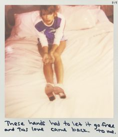 Taylor Swift Polaroid - This Love #1989