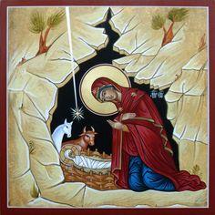 nativity icon | Christmas and Epiphany at Saint Barnabas Dunwody