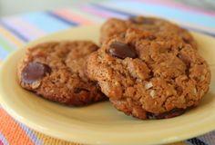 Fast Paleo » Almond Butter Dark Chocolate Chip Cookies - Paleo Recipe Sharing Site