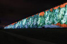 lichtsicht - 4. Projektions-Biennale 27. September 2013 bis zum 5. Januar 2014