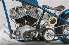 AMD World Championship, Stevenson's Cycle, bike details & gallery