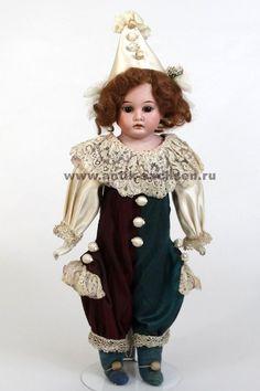 АМ 3200 Антикварная немецкая кукла фабрики Armand Marseille. Кукла выпущена примерно в 1896 – 1898 годы. Размер 38 см.