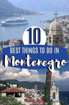 10 Best Things To Do In Montenegro Do Not Miss These Travel Destinations European Europe Travel Destinations Montenegro Travel