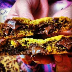 Mommy's cookies#cookie #chocolate #yum #food