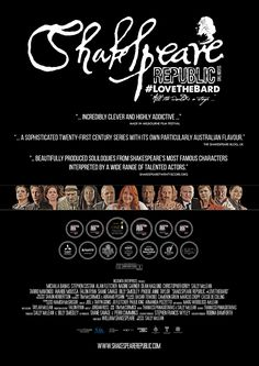 Welcome - The Official Site of the Award Winning Shakespeare Republic Alone Season, Facebook Video, Video Channel, Web Series, International Film Festival, Shakespeare, Festivals, Awards