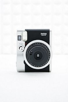 Fujifilm - Appareil photo Instax Mini 90 Set noir