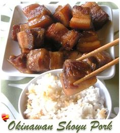 Adobo recipes - Try chicken or pork adobo style, simply delicious. Get more local style Filipino recipes here.