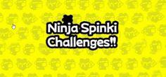 Ninja Spinki Challenges!! Flappy Bird'ün Yaratıcısından! - http://turl.party/y4
