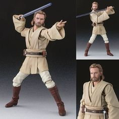 S.H.Figuarts Obi-Wan Kenobi from Star Wars Episode II: Attack of the Clones [PRE-ORDER]  Expected release date: Mid December 2016, pre-order now from: http://www.figurecentral.com.au/products/s-h-figuarts-obi-wan-kenobi-from-star-wars-episode-ii-attack-of-the-clones-pre-order?variant=27323093121  #shfiguarts #obiwankenobi #starwars #Bandai #figurecentral