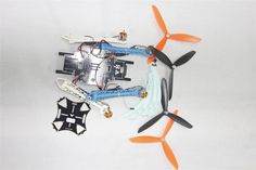 82.79$  Watch here - http://alijhx.worldwells.pw/go.php?t=32757617759 - DIY Drone Quadcopter Upgraded Kit S500-PCB 1045 3-Propeller 4axle Multi-rotor UFO No Battery / Charger / RX / TX F08191-E 82.79$