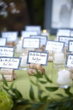 Best Place Card Ideas, Wedding Invitations Photos by Megan Clouse Photography