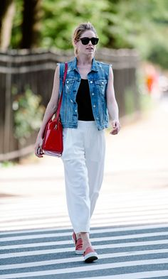 Celebrity Jeans - Celebrities in Denim Jeans - Harper's BAZAAR