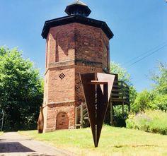 Simon Probyn - Scupltures Herefordshire, More Photos, Gazebo, Sculptures, Outdoor Structures, Metal, Deck Gazebo, Sculpture, Metals
