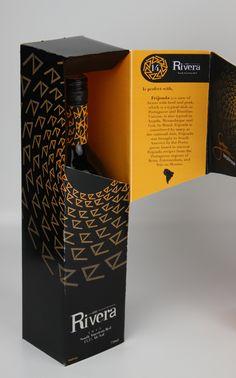 Inspiração!  Embalagem que dispensa qualquer tipo de comentário!  Designed by Scott Milton