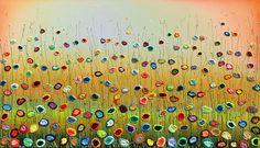 Yulia Muravyeva - Summer Flowerfield