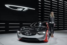 Car of the future. Geneva Motor Show, Futuristic Design, Future Car, Motors, Two By Two, Wheels, Clay, Concept, Classic