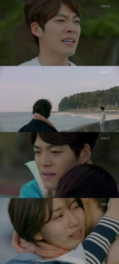 'Uncontrollably Fond' Kim Woo-bin cried because he wanted to live. The final episode of the KBS drama 'Uncontrollably Fond' was broadcasted on the W Kdrama, Best Kdrama, Suzy Drama, Drama Fever, Kim Woo Bin, Uncontrollably Fond Korean Drama, Bring It On Ghost, Kdramas To Watch, Tv Sendungen
