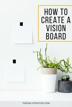 Pinterest is valuable but also provides unlimited ideas. We pin, pin, and pin, without taking the time to take action on most of our findings. Vision Boards are a purposeful way to create a clear and ideal life for ourselves. Here's how to create a Vision Board for yourself.