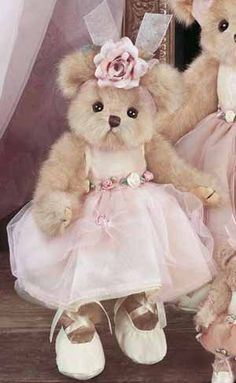 cd6e95426e9 Tiny Toeshoes by Bearington Bears. Boyds BearsOso TeddyMy ...