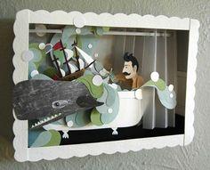 Diorama de bath fantasie