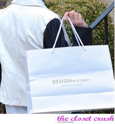 The Closet Crush struts with Design History! #TheClosetCrush #DesignHistory #fashionblogger