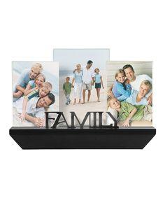 Family Shelf Frame Set on zulily