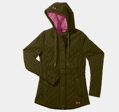 Women's ColdGear® Infrared Alpinlite Shacket