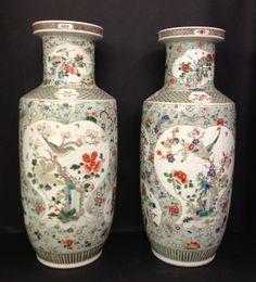Collection Here Vaso Imari Ceramica Giappone Asia Xix S Antico Deco Orient Blu Rosso Attractive Appearance Complementi D'arredo Arredamento D'antiquariato