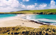 Summer Twilight: Shetland, Scotland | Enjoy basking in outdoor activities in the middle of the night under prolonged hours of sunshine everywhere from Iceland and Norway to Russia and Canada.