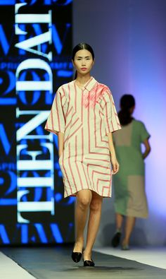Vietnam Fashion Week SS15 - Ready to wear. Designer: TIEN DAT. Photo: Nguyen Thanh Dat