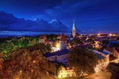 Tallinn, Estonia :)