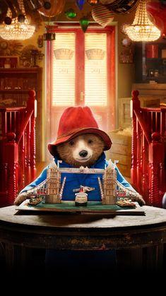 "Wallpaper for ""Paddington Paddington Film, Paddington Bear, Movies To Watch List, Bear Sketch, Teddy Bear Cartoon, Wallpaper Animes, Recent Movies, Green Books, Bear Wallpaper"