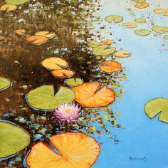 Anton Pavlenko's Citrus Pond
