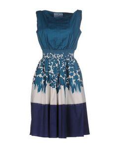 PRADA Short Dress. #prada #cloth #dress #top #skirt #pant #coat #jacket #jecket #beachwear #