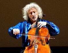 Ocio Inteligente: para vivir mejor: Intérpretes (25):Mischa Maisky. Bach Cello Suite No.1 in G.