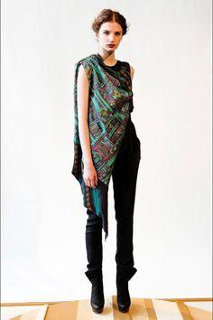 Fall 2012 Ready-to-Wear  Christian Cota