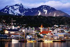 And of course, Ushuaia, Argentina- Fin del Mundo!