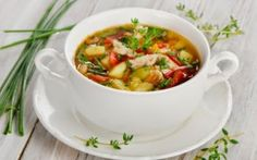 Что такое суп гаспачо