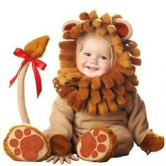A cuddly lion infant Halloween costume. Dress up your baby in this cute lion costume for your babies first Halloween. Baby Costumes For Boys, Toddler Costumes, Boy Costumes, Costume Ideas, Best Baby Costumes, Children Costumes, Scary Costumes, Couple Costumes, Adult Costumes