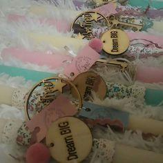 Dream Big, Easter, Charmed, Candles, Handmade, Jewelry, Hand Made, Jewlery, Jewerly