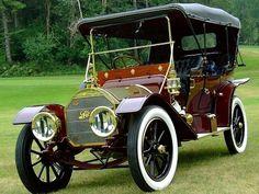 1911 Pierce Arrow Model 48 Touring