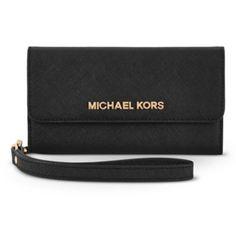 MICHAEL Michael Kors Wallet Clutch Case for iPhone 6