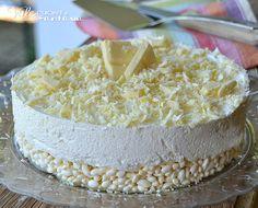 Torta fredda biancorì ricetta senza cottura